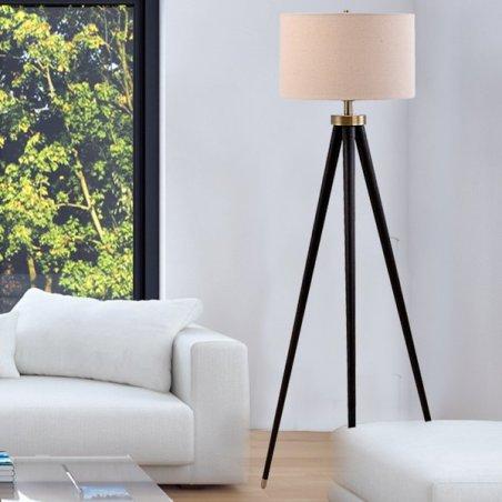 60.25+Tripod+Floor+Lamp