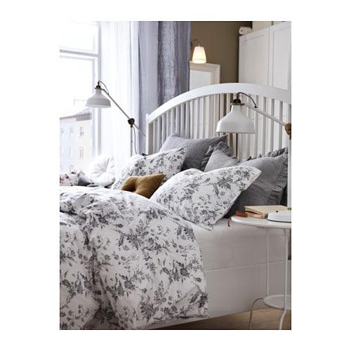 Ikea Floral Duvet