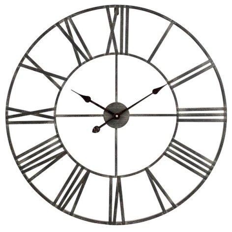Oversized+Eisenhauer+30+Wall+Clock