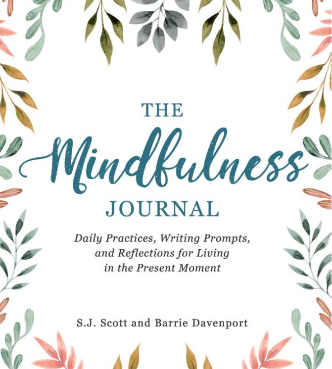 Mindfulness journaling