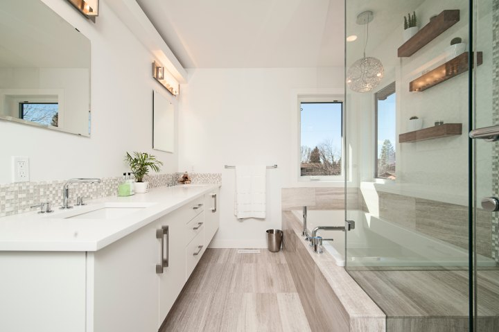Bathroom Refresh doesn't have to mean Remodel…