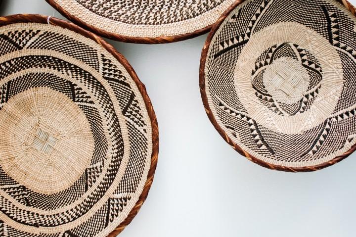 Basket Decor Use