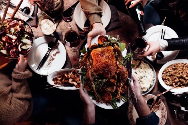 Thanksgiving Dinner Ideas Big &Small